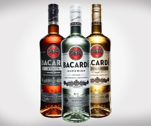 Bacardi Releases New Bottles