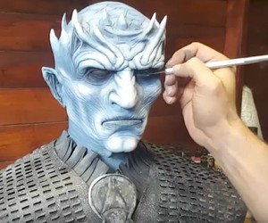 Making the Night King