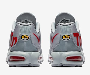 Nike Air Max Plus gets a new face