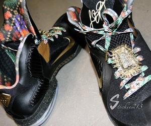 Nike Lebron 9 'Watch The Throne' Sneakers