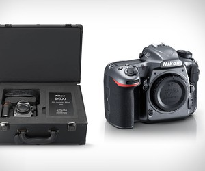 Nikon D500 100th Anniversary Edition