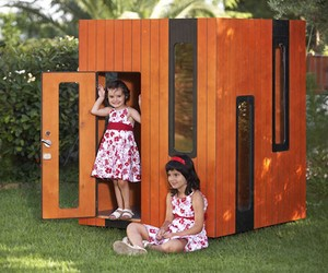 Smart and Contemporary Play Houses for Kids