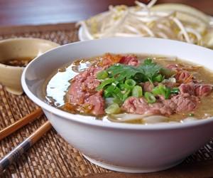 Pho - Vietnamese Style Noodle Soup