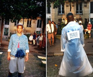 Pigalle SS14 Behind the scenes