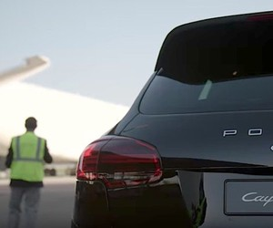 World record: Porsche drags off Airbus
