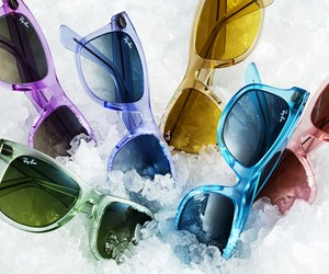 Ray-Ban Ice Pop Collection