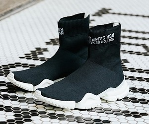 Reebok's latest combination of sock and sneaker