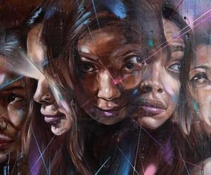 New Artworks by Streetartist Rems 182