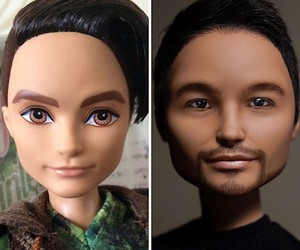 Ukrainian artist subjects dolls to a makeover