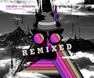 Robotic Pirate Monkey Remix Album