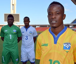 AMS: Africa's Football Underdogs