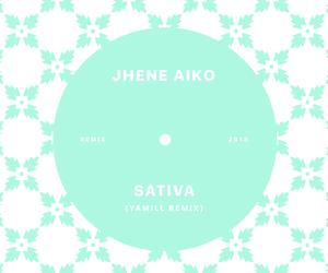 """Jhene Aiko """"Sativa"""" Yamill Remix"""