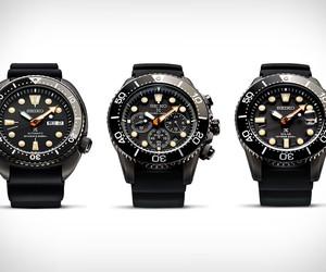 Seiko Prospex Black Series