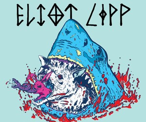 Eliot Lipp - Shark Wolf Rabbit Snake (Album)