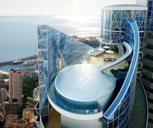 World's most expensive Penthouse: Tour Odeon