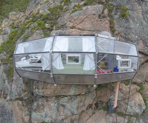 Skylodge Cliff Capsule