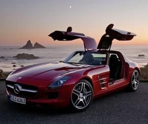Behind The Wheel: Mercedes-Benz SLS AMG