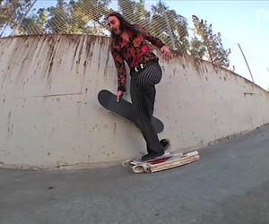 Richie Jackson Skate Part Death Skateboards