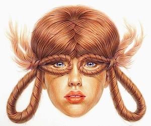 Winnie Truongs hair portraits