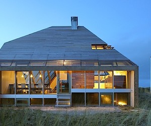The Dune House by Marc Koehler