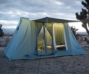 Springbar Canvas Tent
