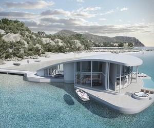 Stingray Floating House