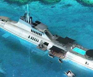 Migaloo Submarine Yacht