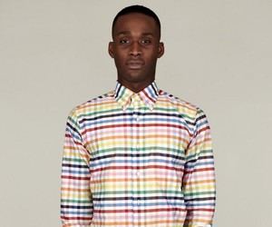 The Thom Browne Gingham Check Pattern