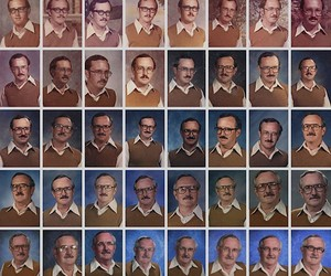 Teacher in Dallas wears same Outfit for 40 Years