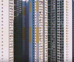 Hong Kong captured atmospherically by drohne