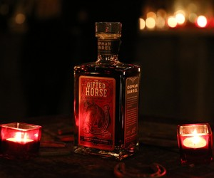 The Gift Horse Whiskey Tasting at No Vacancy LA
