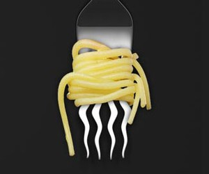 """The Twister"" is the perfect fork for pasta fans"