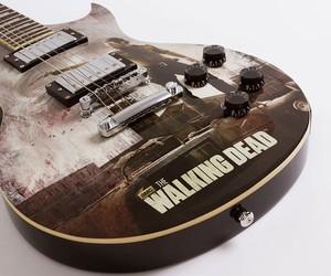 The Walking Dead Guitars