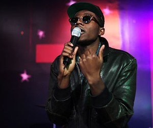 Theophilus London - I Stand Alone on Jimmy Kimmel