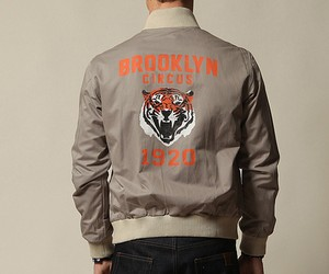The Brooklyn Circus Cotton Tiger Mascot Varsity