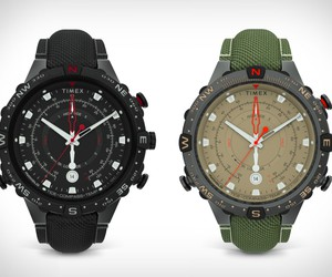 Timex Allied Tide Temp Compass Watch