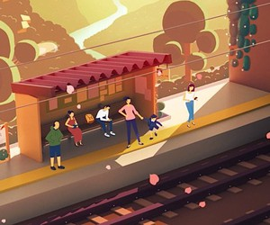 "Tonosawa Station ""- a short film"