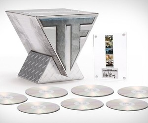 Transformers Limited Edition Collector's Trilogy