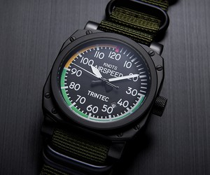 Trintec Aviator Watch