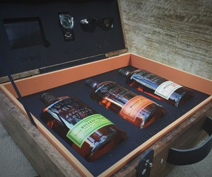 Limited Edition Bulleit Whiskey Briefcase Giveaway