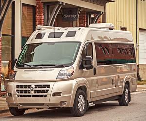 Roadtrek Camper Van