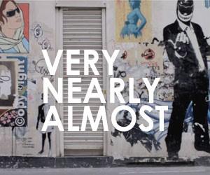 Very Nearly Almost Street Art Documentary