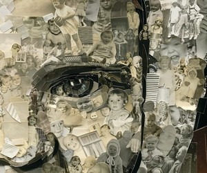 Photograph Collages from Photographs by Vik Muniz