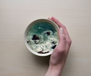Illustrations in Coffee Cups By Victoria Siemer