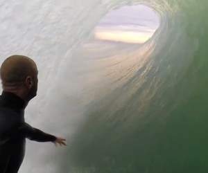 """Where is Sancho"" – Surfing w/ Jeremy Flores"