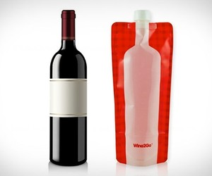 Wine2Go | Foldable Wine Bottle