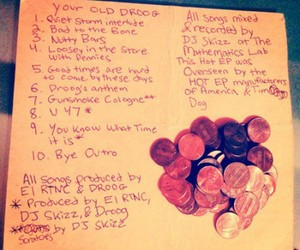 """Your Old Droog – """"Your Old Droog EP"""" Free Mixtape"""