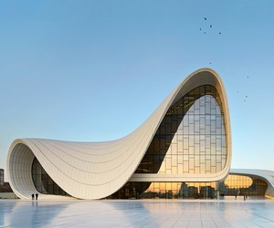 Zaha Hadid's best works photographed by Hufton + C